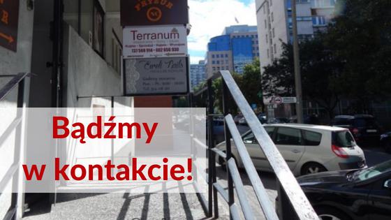 Kontakt Terranum Agentka Nieruchomości Krochmalna 32 Warszawa